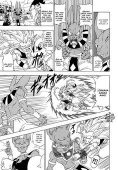 Dragon Ball Super Manga 3 Español - Dragonballsuper.com.mx