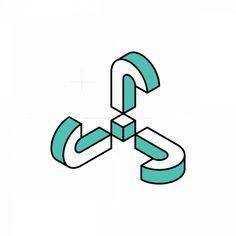 Construction Finance, Three Logo, Dot Logo, Triple J, Logo Design, Graphic Design, Letter J, Creative Logo, Vector File