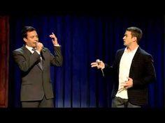 Justin Timberlake x Jimmy Fallon - History of Rap (Medley) - part3