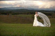 Bridal Portriat Chattooga Belle Farm in Long Creek, SC
