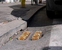 Road toast