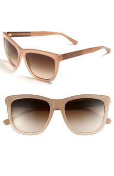 6eb69ddb38 Burberry 55mm Cat Eye Sunglasses Discount Sunglasses