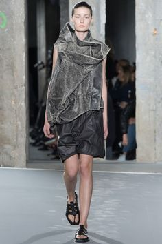 Rick Owens Spring 2016 Ready-to-Wear Fashion Show