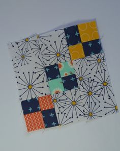 Quilt Patterns With 6 Inch Squares : Quilt Patterns That Use 10-Inch Squares. Quilts - start with Layer Cakes Pinterest Quilt ...