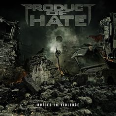 DAY ON A SCREEN: PRODUCT OF HATE - BURIED IN VIOLENCE (preview)