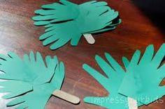 palm sunday toddler craft
