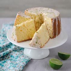Voir la recette du chiffon cake au citron