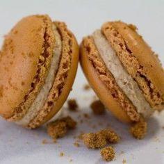 Recette Macarons aux Spéculoos #recette #macaron