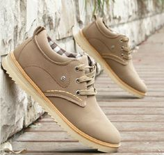 d9ac67553124af Free shipping brand leather winter men s shoes