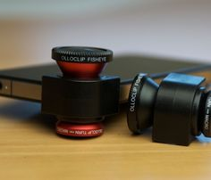 10 Detachable iPhone Lenses for Mobile Photographers