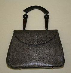 Yves Saint Laurent purse c. 1990