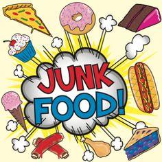 Junk food-fav activity, day 3 eating junk food at sleepovers
