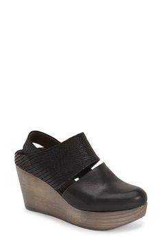 Coclico 'Harlen' Wedge Pump (Women) available at #Nordstrom