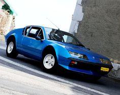 Bahman Cars: RENAULT Alpine A310 V6 (Coupé)