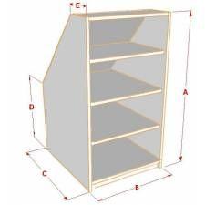 26 New Ideas Bedroom Storage Alcove Shelving