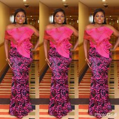 171 – The Latest Aso Ebi Styles African Dresses For Women, African Fashion Dresses, African Women, African Clothes, African Wear, Afrocentric Clothing, Latest Aso Ebi Styles, Ghanaian Fashion, African Beauty