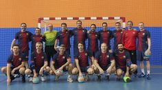 Veterans FC Barcelona 2014