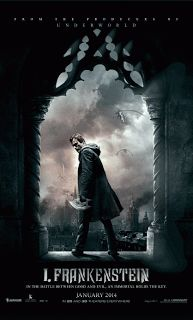 New posters for 'I, Frankenstein', 'Now You See Me', 'The Lone Ranger', and more
