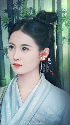 Heavenly Sword, Chinese Martial Arts, Martial Arts Movies, Scarlet Heart, Manga Illustration, Chinese Art, Geisha, Manga Art, Cute Drawings