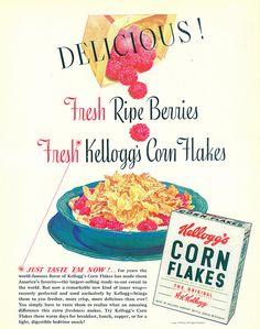 File Photo) by File Photo Digital Archive (Art Deco) Vintage Ads, Vintage Posters, Vintage Designs, Vintage Food, Vintage Kitchen, Old Advertisements, Retro Advertising, Retro Ads, Old Recipes
