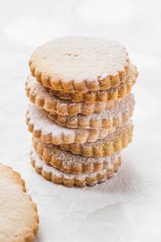 Vegan Shortbread