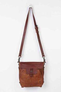 Frye Tracy Leather Crossbody Bag
