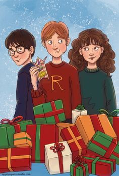 Merry Christmas Day 129 #hp everyday