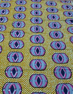 Africa | Ghana Wax Print Fabric