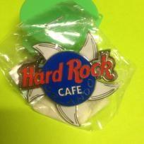 Hard rock cafe Orlando shark spinner collectable pin