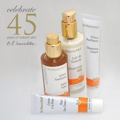Dr Hauschka celebrate 45 years of Radiant Skin in 2012. Truly beautiful skin care products. Dr Hauschka never compromising: using only the best quality natural ingredients. (With no testing on animals.) http://www.theremustbeabetterway.co.uk/brand/dr-hauschka.html