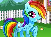 MLP Rainbow Dash Day Care