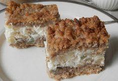 hogymegtudjuknézni: Almás-túrós sütemény, szinte tészta nélkül