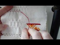 Youtube, Handmade, Cross Stitches, Smocking Patterns, Ornaments, Needlepoint, Hand Made, Seed Stitch, Crochet Stitches
