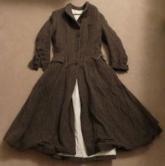 STUNNING Paul Harnden Herringbone Wool Tweed 3/4 Length Coat. RARE! SZ 2-4 in Clothing, Shoes & Accessories, Women's Clothing, Coats & Jackets | eBay