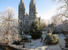 St. Finbarre's Cathedral, Cork, Ireland