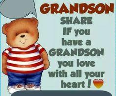 Proud of Grandson Quotes   Via Elizabeth Moore   LOL- quotes ...