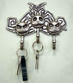 I NEED THIS!!!!  http://www.ebay.com/itm/JACK-SKELLINGTON-Nightmare-Before-Christmas-METAL-KEY-HOOKS-HANGER-HOLDER-New-/280840739872?pt=LH_DefaultDomain_0=item4163699c20