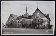 Stora Hotellet, Hörby på Tradera.com - Vykort och bilder från Skåne |