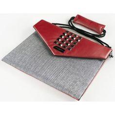 """Lola Victoria Design - etui torba laptop 13"""" SILVER"""