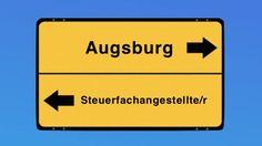 Stellenangebot Steuerfachangestellte Augsburg