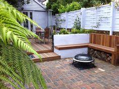 Contemporary Patio by Andy Stedman Landscape & Garden design