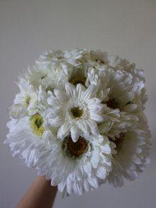 ふたつのブーケ&ブートニアセット☆ |Ordermade Wedding Flower Item MY FLOWER ♪ まゆこのブログ