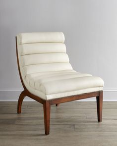 pornographo:  Gojee - Tango Leather Chair by Old Hickory Tannery