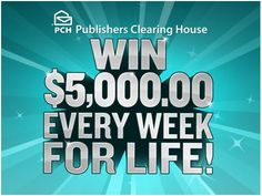 Watch Out! Exciting PCH SuperPrize Ahead!