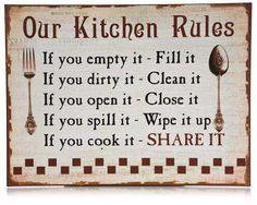 Kitchen Signs For Work Ada Sink 448 Best Images Above Cabinets Decorating Diy Vintage Sign