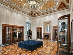 Dolce & Gabbana store, Milan – Italy » Retail Design Blog