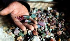 Critics say resource governance endangers the livelihoods of the DRC's mineral traders, but is the alternative continued conflict? Photograp...