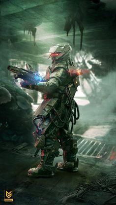 uCrazy.ru - Источник Хорошего Настроения | Полная картинка > 1325156909_49_513x906_6765_hazmat_in_environment_3d_character_sci_fi_soldier_picture_image_digital_art.jpg