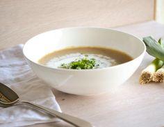 Culiflower and khorabi soup