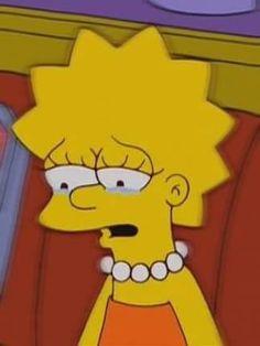 Simpson Wallpaper Iphone, Cartoon Wallpaper Iphone, Mood Wallpaper, Cute Disney Wallpaper, Simpson Art, Lisa Simpson, Cartoon Edits, Cartoon Quotes, Heartbreak Wallpaper